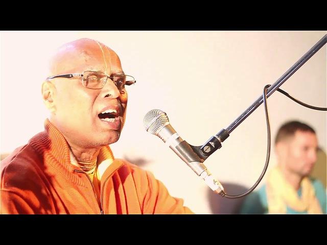 WAVES OF KIRTAN 25 Lokanath Swami - Vilnius 2016 04 24