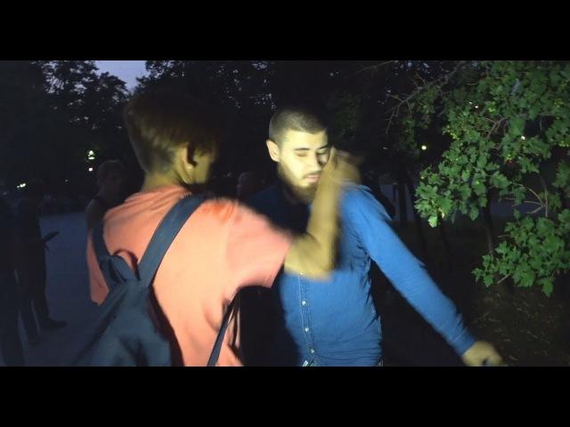 ЛЕВ ПРОТИВ - НАПАДЕНИЕ НА МЕНЯ, ДРАКА НА БОЛОТНОЙ (18)