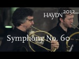 J. Haydn Symphony No. 60