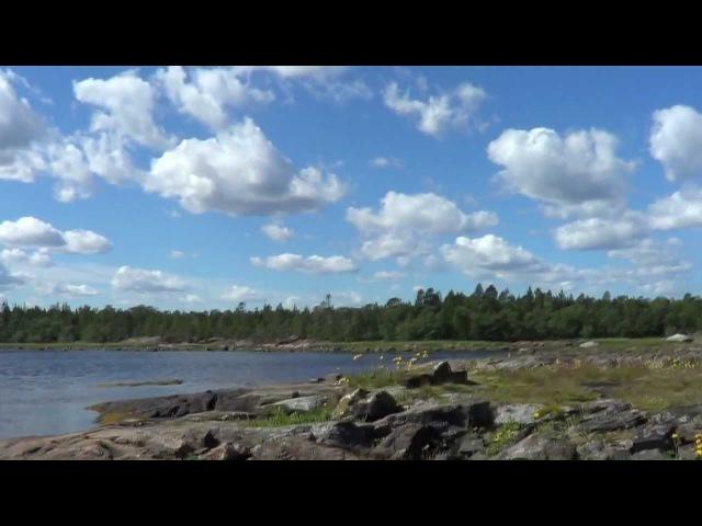 Фильм про поход, Энгозеро, Воньга, Белое море, 2012