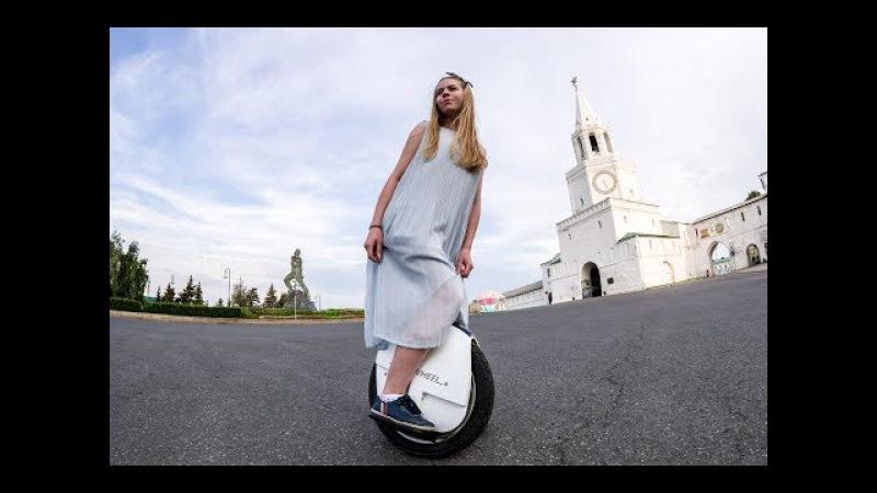 Электрическое моноколесо Solowheel Xtreme в Казани