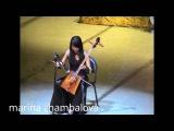 Сибирская Ванесса Мэй  Mongolian violinbeautiful musician Арюна Гадьянова
