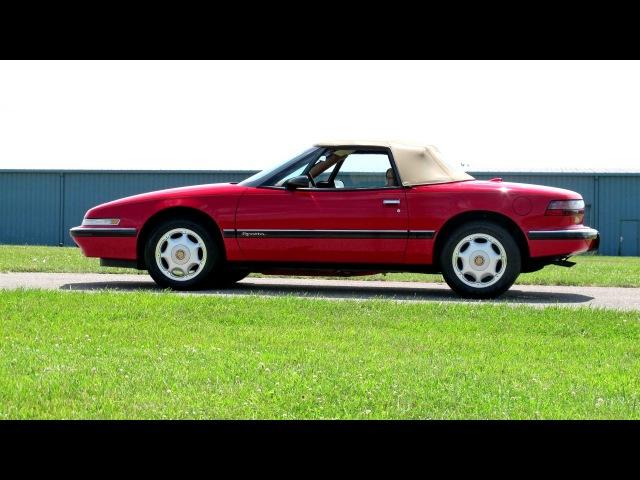 Buick Reatta Convertible 1990 91