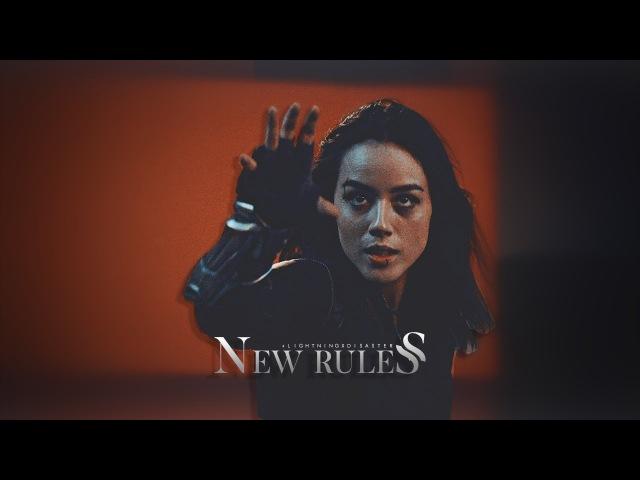 Daisy Johnson || Агенты «Щ.И.Т.» | Agents of S.H.I.E.L.D.