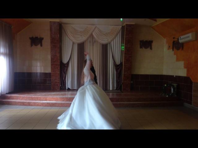 Робочі моменти Лілі та Вані весільний танець,свадебный танец