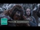 Planeta dos Macacos A Guerra - Novo Trailer (War For The Planet Of The Apes, 2017)