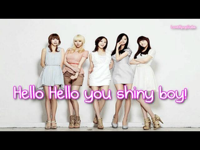 Girl's Day - Cupid [Eng/Rom/Han] HD