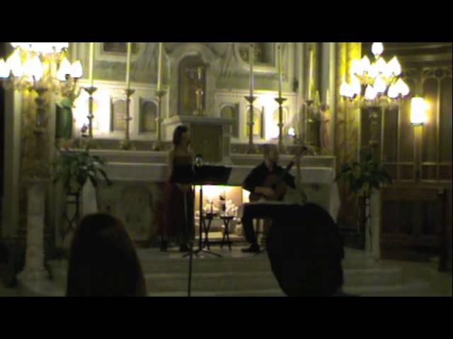 Oriental Hora- Duo Beija-Flor en concert à l'Église Ste- Cécile