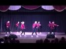 2 Танцевальное направление женская хореография dancehall Bon appetit МД 2017 ИФ