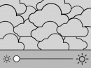 Погодный переключатель в After Effects (школа Pixel)