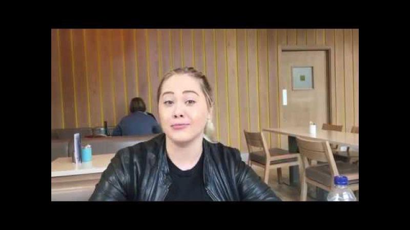 Елена Трушникова об учебе в Queen's University Belfast с грантом Программы