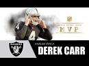 NFL Tática | QB Derek Carr (Raiders)