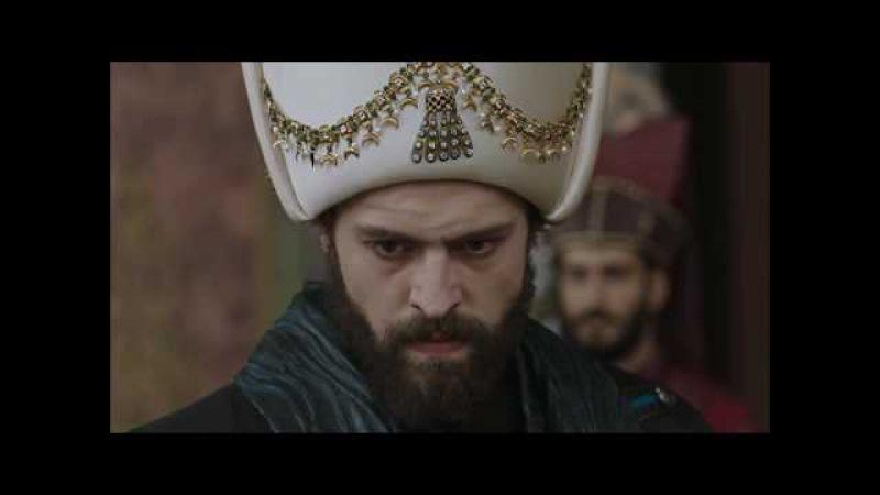 Великолепный век: Империя Кесем. Султан Мурад IV казнил главного визиря.