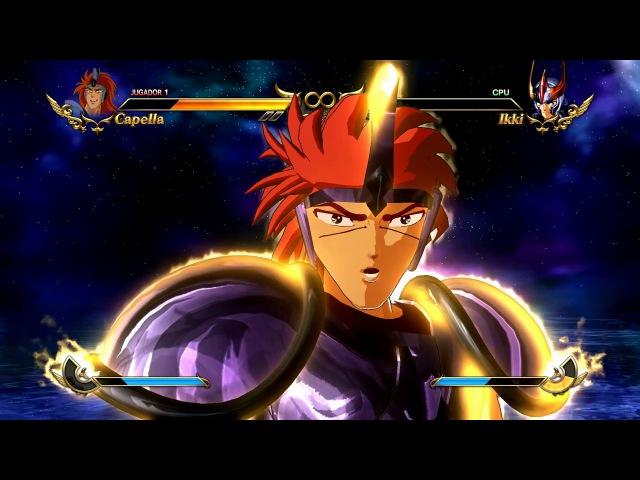 Capela Auriga mod vs Fenix Ikki Cdz alma de soldados