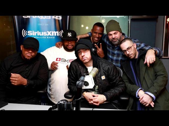 Eminem | Shady Fireside Chat | Shade45 QA | 12/15