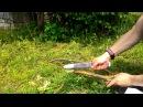 Походный нож из 95Х18 - тест на строгание - НОЖ-РЕЗАК.РФ