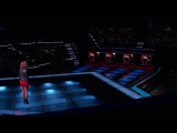 The Voice Usa - India Carney (New York State of Mind)