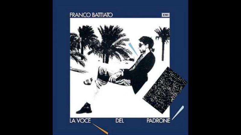 Franco Battiato Il sentimiento nuevo 1981