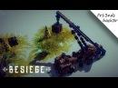Как пройти 1 уровень в игре Besiege / how to beat level 1 the game Besiege