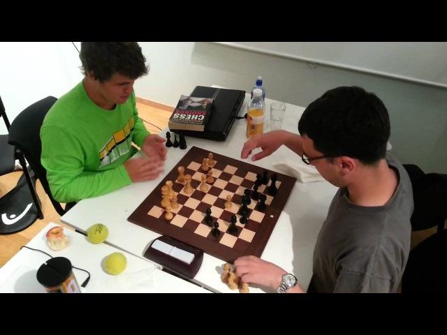 Magnus Carlsen: Too weak, too slow!