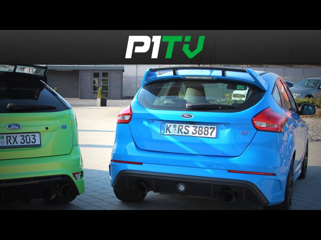 2016 Ford Focus RS Sound - Exhaust, Backfire, Pops Plops, Onboard, 0-100 km/h