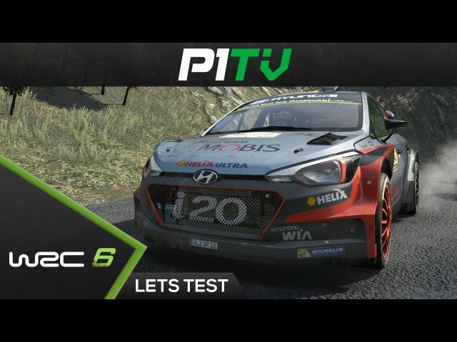 WRC 6 First Look / Lets Test - Schritt in die richtige Richtung? [T300] [PC]