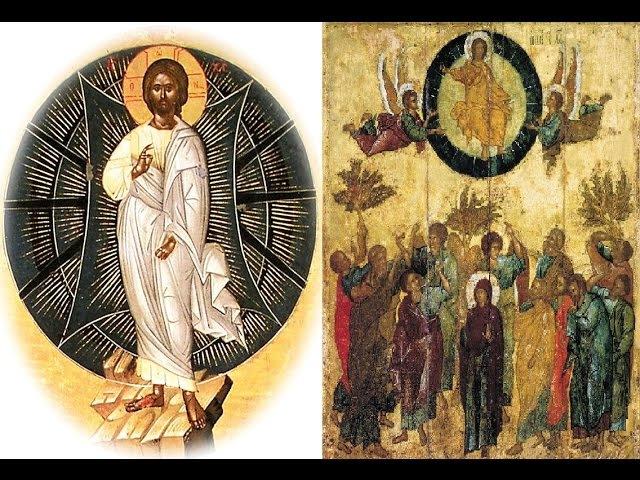 о.Даниил Сысоев: от Преображения до Вознесения