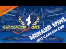 MenaRD Wins The 2017 Capcom Cup 2017 Top 8 Winners Ganador Copa Capcom 2017