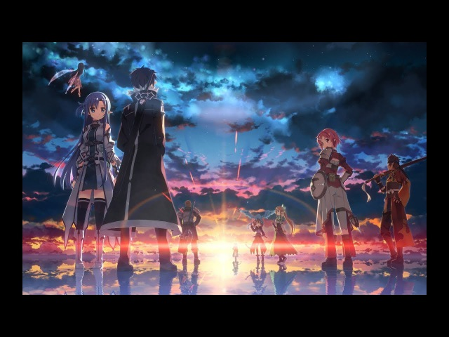 [AMV] Sword Art Online Movie: Ordinal Scale/SAO