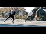 Nick Lomax + Eugen Enin - Hardcore Evo 2.0 Tag Team - Powerslide Inline Skates