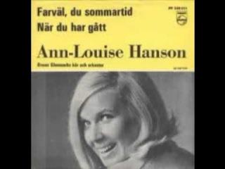 Ann- Louise Hansson När du har gått