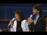 Melodifestivalen 1984 - Kall som is - Karin och Anders Glenmark