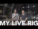 My Live Rig with Paul Kenny (James Vincent McMorrow) (MMTV)
