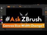 "#AskZBrush: ""How do I restore the canvas to its full width after a divider closes?"""