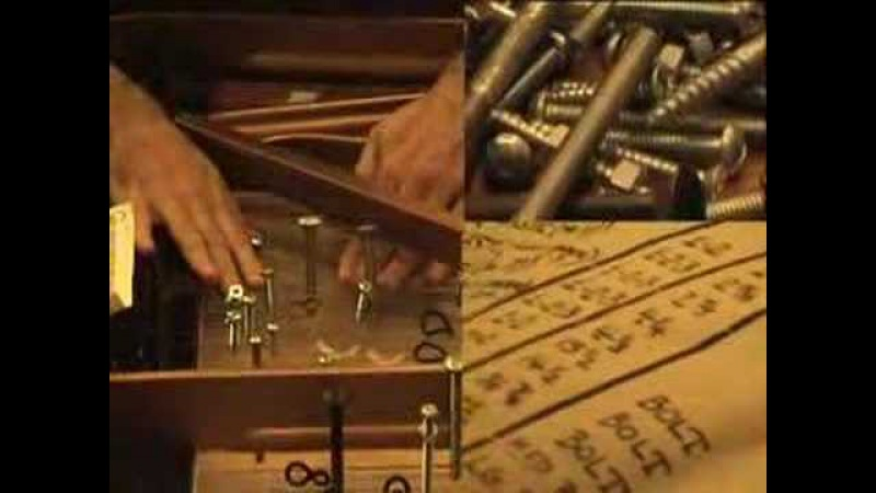 David Greilsammer - John Cage - prepared piano