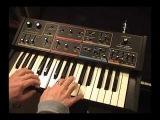 The Realistic (Moog) MG-1 Sounds of the MG-1
