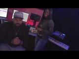 PARTYNEXTDOOR Producer Makes A Beat ON THE SPOT - Gumbo Ft Daisha Miles rappinntrippin