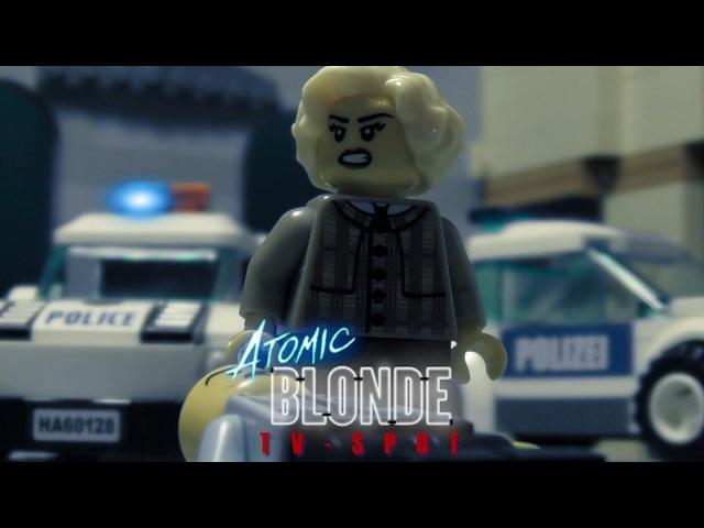 Atomic Blonde TV-Spot IN LEGO