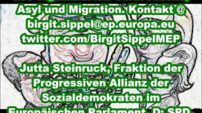 Deutsche Soros Agenten im EU Parlament – Liste mit Namen und Notizen geleakt Aufgedeckt be