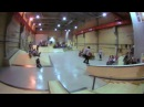 Wood skatepark contest