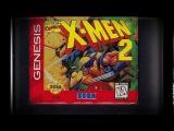 NostalgiA SEGA Genesis Mega Drive X-Men 2 Clone Wars - Full Original Soundtrack OST