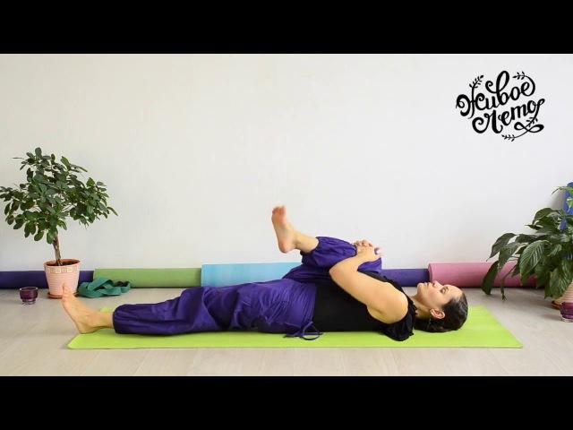 йога - урок 2. активизация репродуктивной системы