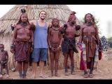 18+ Ищем дикие племена Африки. Реальная жизнь племени химба.