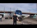 На поезде через все США Нью Мексико Лос Анджелес Лонг Бич Калифорния 4