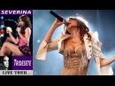 SEVERINA - DJEVOJKA SA SELA live @ ARENA BEOGRAD 2009.
