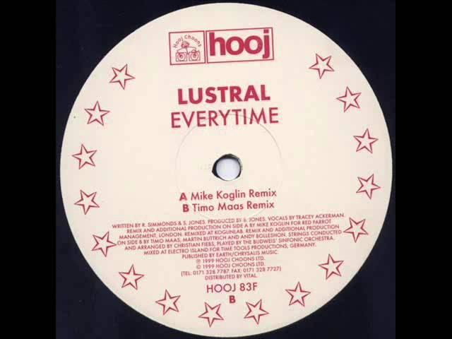 Lustral - Everytime (Mike Koglin Remix)