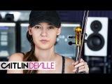 Perfect Strangers (Jonas Blue ft. JP Cooper) - Electric Violin Studio Cover Caitlin De Ville