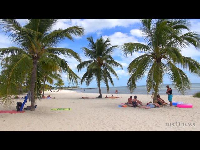 Ки Вест Флорида Обзор отдыха в США смотреть онлайн без регистрации