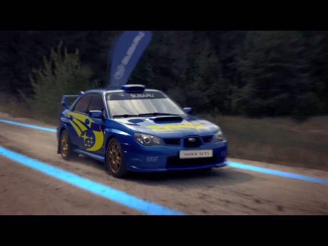 ДНК Subaru - Создан инженерами