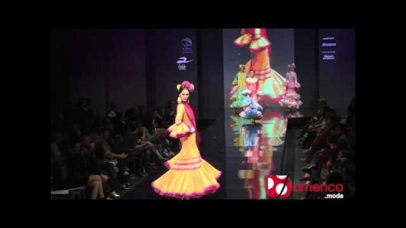 """Carmen Latorre Callejones de la Maestranza"""" Simof 2016"""